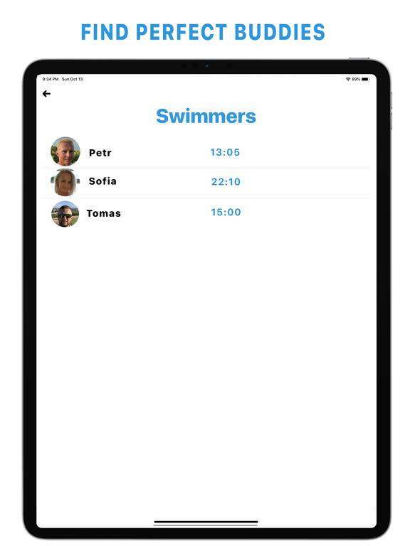 Relays: Find a relay partner screenshot 7