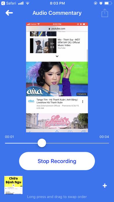 Screen Recorder Z - Livestream screenshot 5