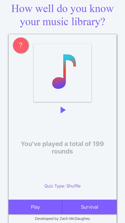 Music Quiz Lite