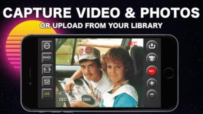 VHS Cam & Vintage Camera + 8mm app image