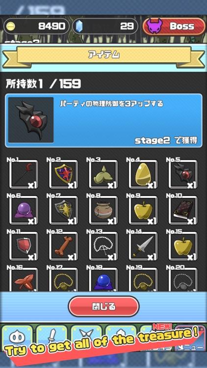 Demon's Dungeon screenshot-4
