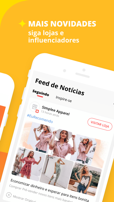 Screenshot for AliExpress Shopping App in Portugal App Store
