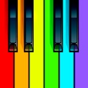Piano Coloring: Color by Music
