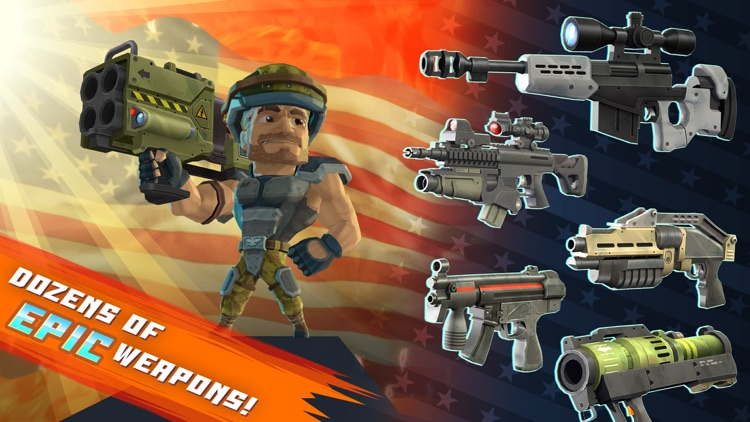 Major Mayhem 2: Action Shooter screenshot-3
