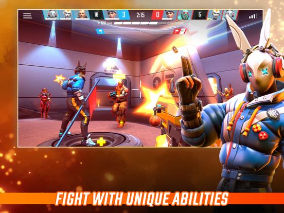 Shadowgun War Games - PvP FPS screenshot 8