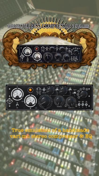 MagicDeathEyeStereo compressor
