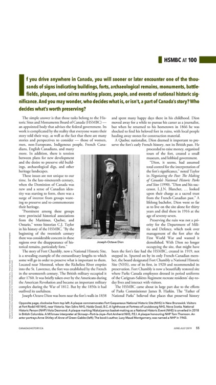 Canada's History Magazine screenshot-6