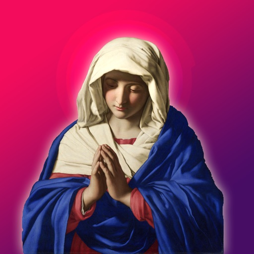 Holy Rosary With Audio & Text icon