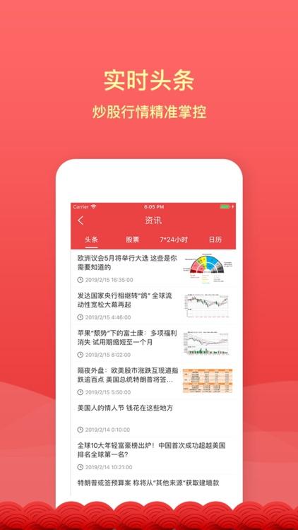 股票配资投-股票证券交易软件 screenshot-4