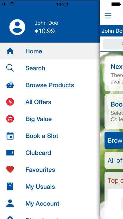 Tesco Ireland - Home Shopping screenshot-4