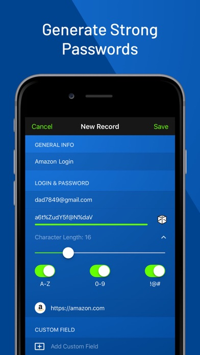 Keeper Password Manager review screenshots