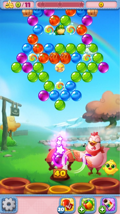 Bubble CoCo: Color Match Pop screenshot-1