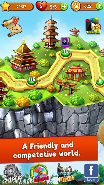 Panda Gems - Match 3 Game screenshot-4