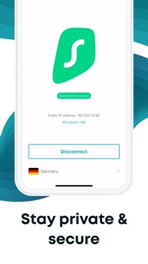 Surfshark VPN App for Privacy na App Store