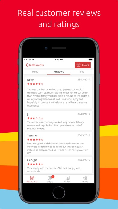 Just Eat - Food Delivery for pc