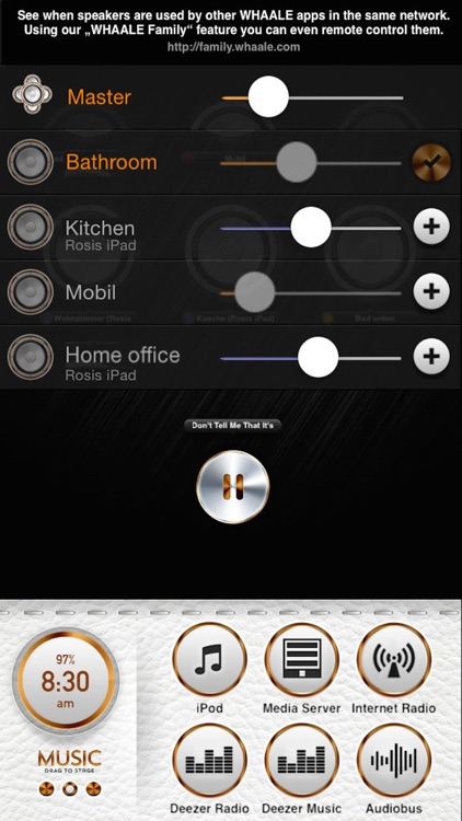 WHAALE Multiroom Player screenshot-3