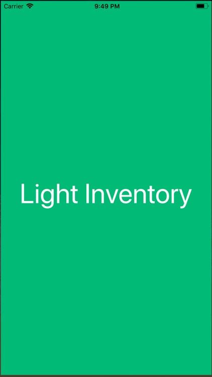 InVenture - Light Inventory