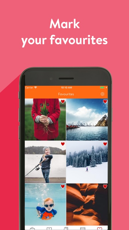 minnebanken - bildelagring screenshot-4