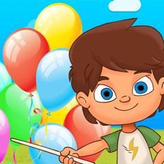 Alpi - Balloon Pop Game