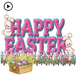 Animated Happy Easter Cards