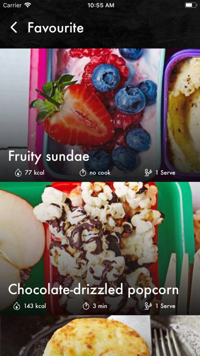 Recipes - Kids & Toddlers screenshot 10