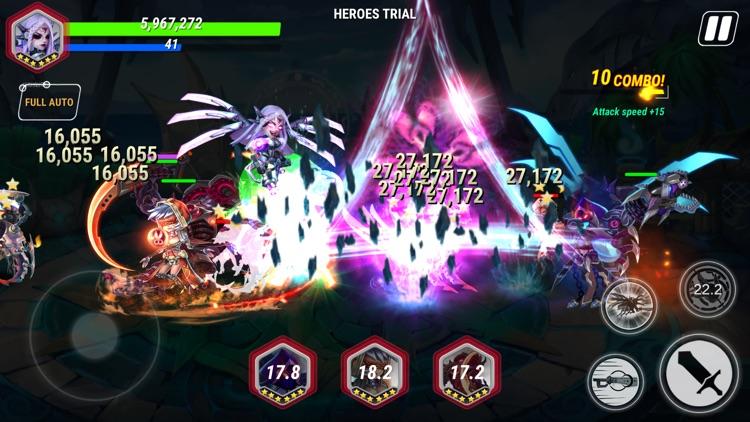 Heroes Infinity - Blade & Soul screenshot-0