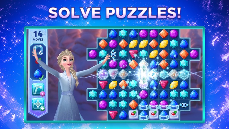 Disney Frozen Adventures screenshot-6