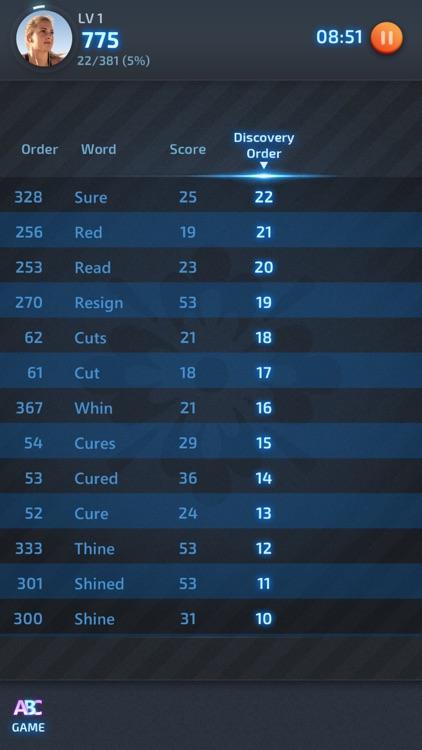 iLinkWord Play screenshot-4