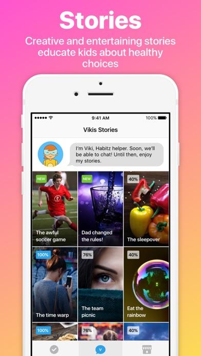 Habitz: Kids Learn Good Habits screenshot four