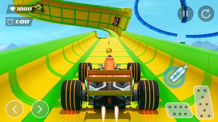 Superhero Formula Racing Cars screenshot-4