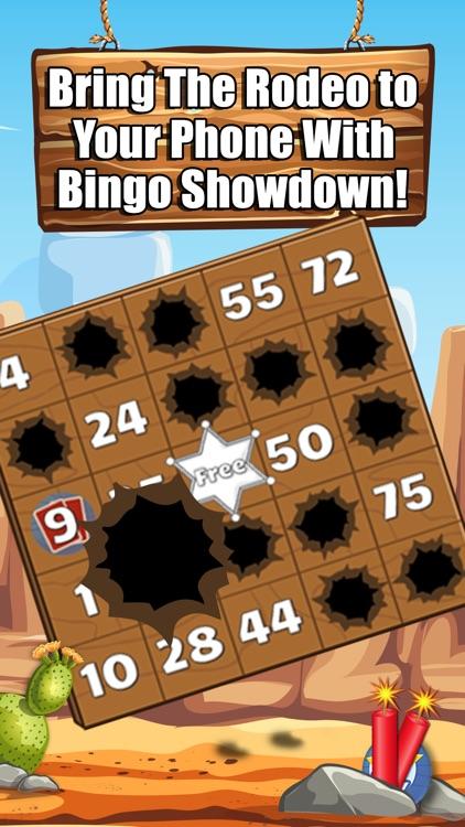 Bingo Showdown – Wild West screenshot-5
