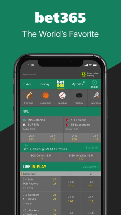 bet365 - Sportsbook