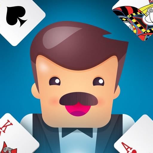 Poker Hands Solitaire!
