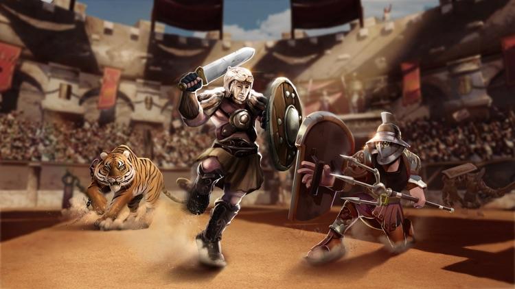 Strategy Games: Gladiator Hero screenshot-3