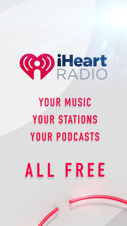 iHeartRadio - Radio & Podcasts screenshot-1