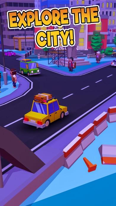 Taxi Run på PC
