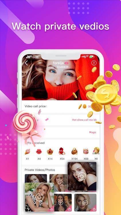 HOOLive– Live video chat screenshot-5