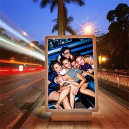Hoarding Photo Frames Deluxe