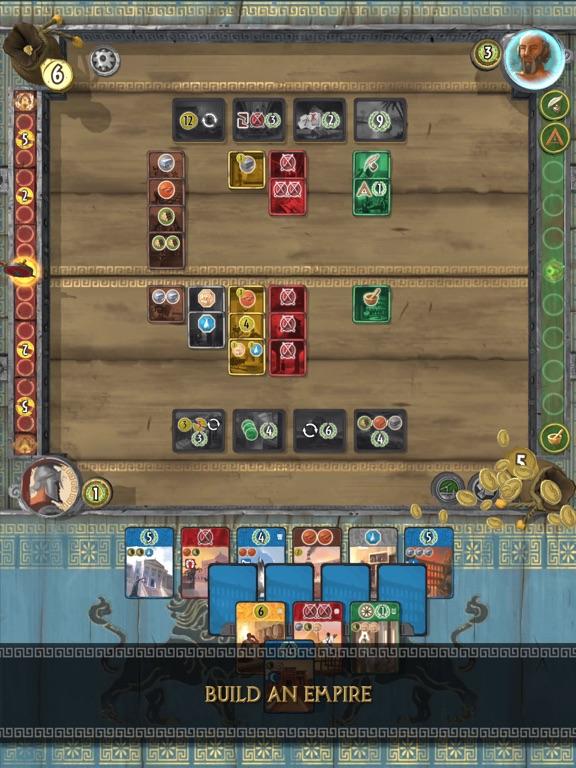 7 Wonders Duel screenshot 8
