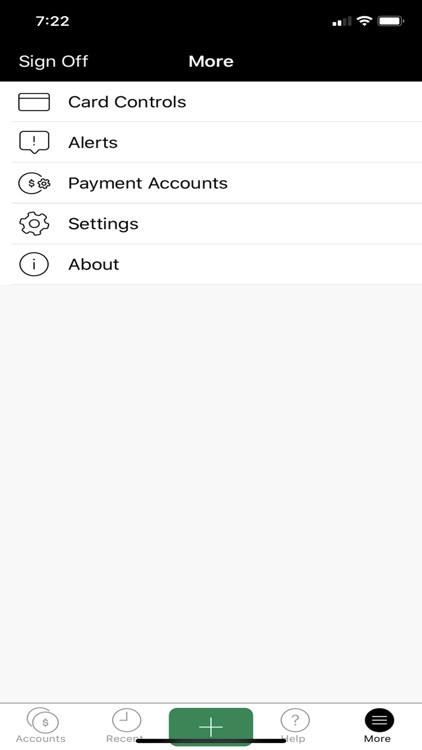 Landmark Bank Credit Card screenshot-4