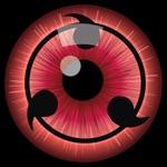 Sharingan Eye Color Changer