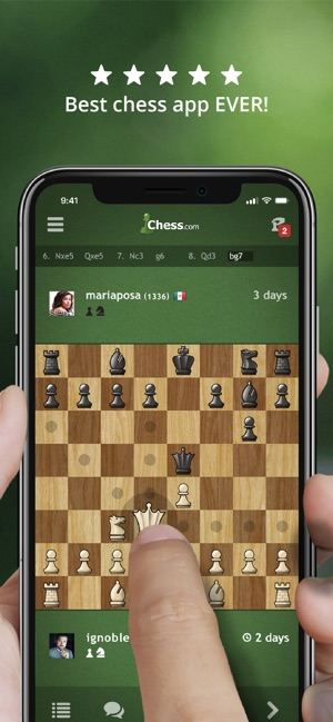 Chess - Play & Learn on the App Store