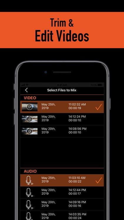Myk for GoPro Video Editing screenshot-5