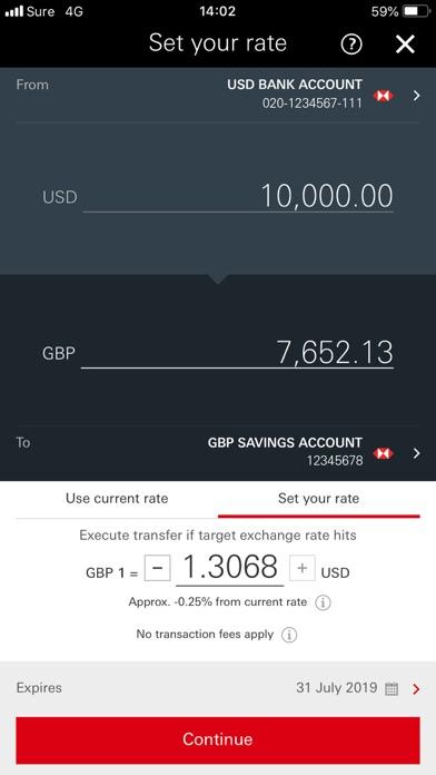 HSBC Expat FX | App Price Drops
