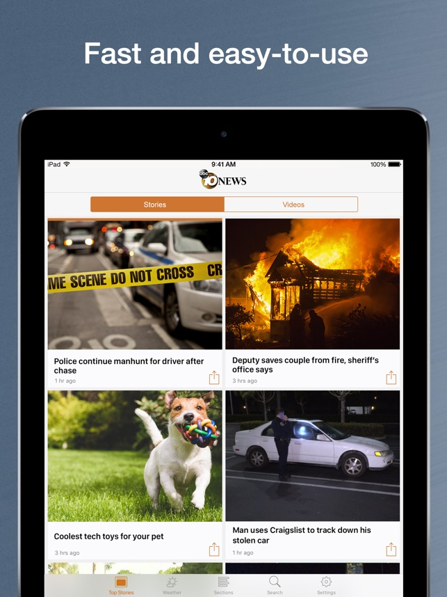 KGTV 10News in San Diego on the App Store