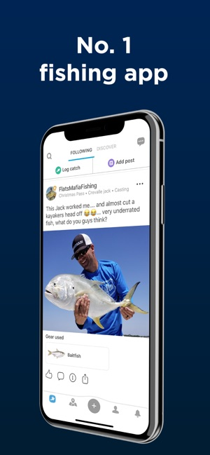 Fishbrain - Fishing App on the App Store