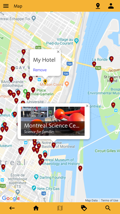 Montreal's Best: Travel Guide screenshot 4