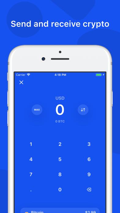 coinbase app wallet