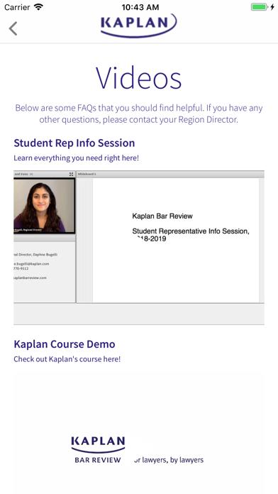 点击获取Kaplan Rep