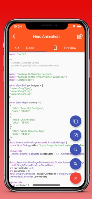 Flutter UI Challenges on the App Store